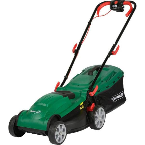Qualcast 1400w Electric Rotary Lawnmower Review