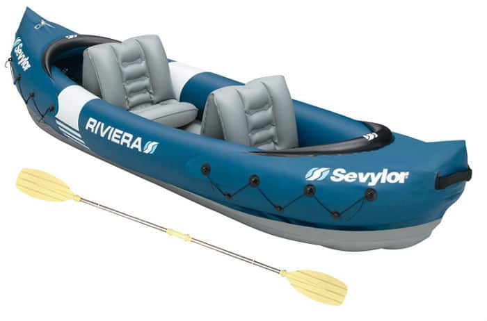 Sevylor Inflatable Kayak Riviera Review