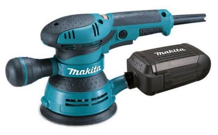 Makita BO5041 240 V Random Orbit Sander Review