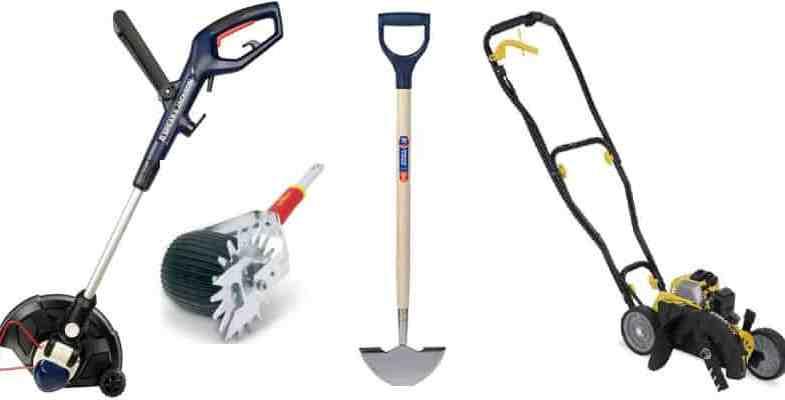 Best Lawn Edger - Top 6 Edging Tool both manual and petrol models