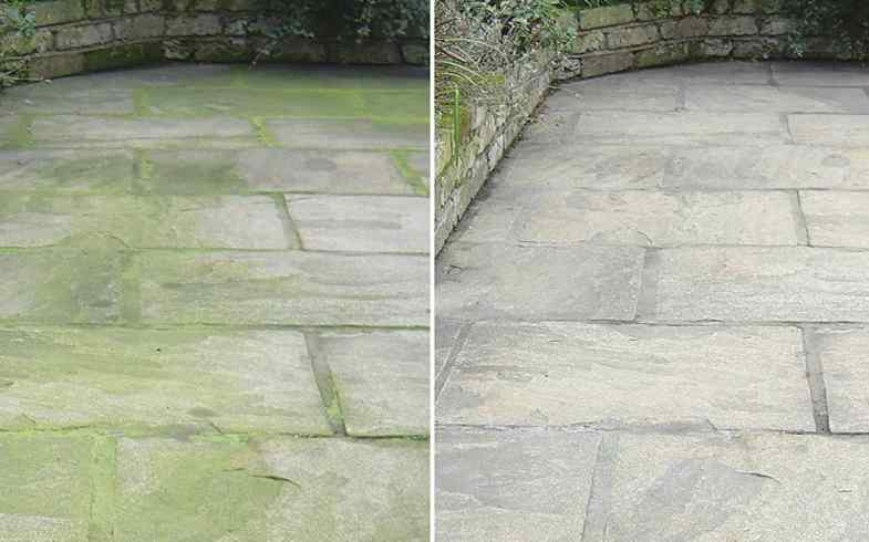 Top 6 Best Patio Cleaner Reviews – No Pressure Washer Needed!
