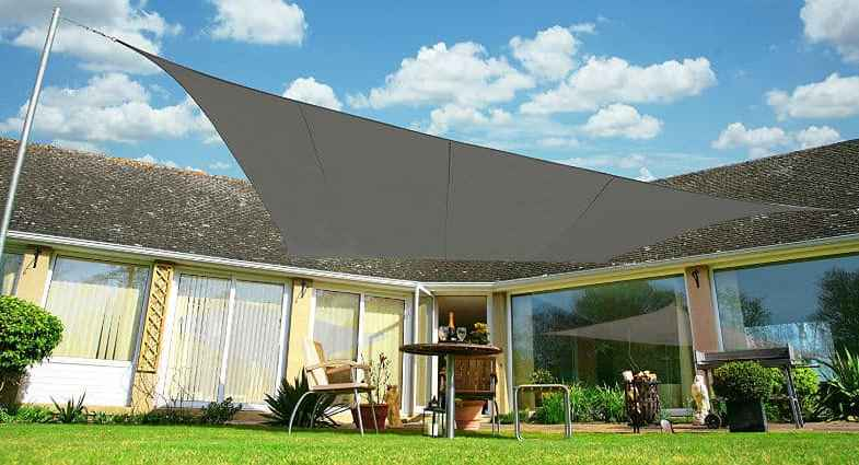 The Best Shade Sail – Top 5 Models Including Waterproof Sails