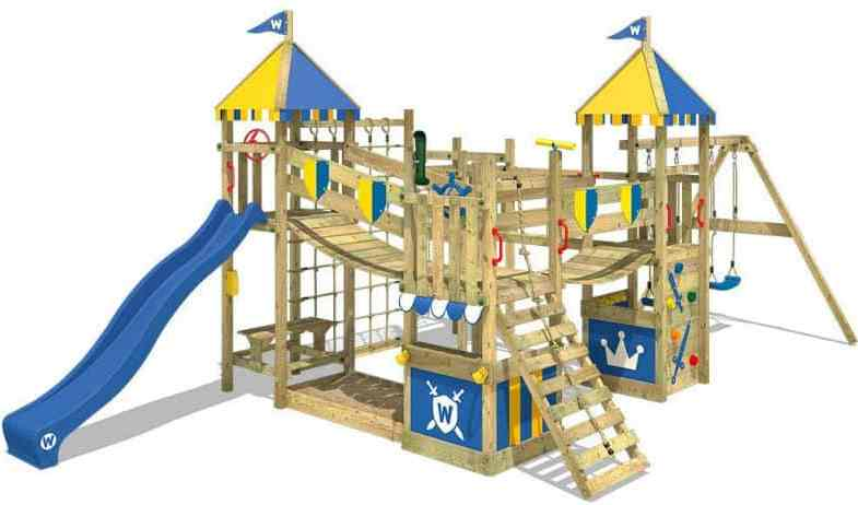 Top 6 Best Climbing Frames for Kids – Buyers Guide and Reviews