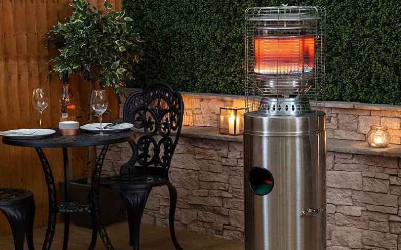 Top 10 Best Patio Heater To Buy In 2019 & Reviews & Comparison