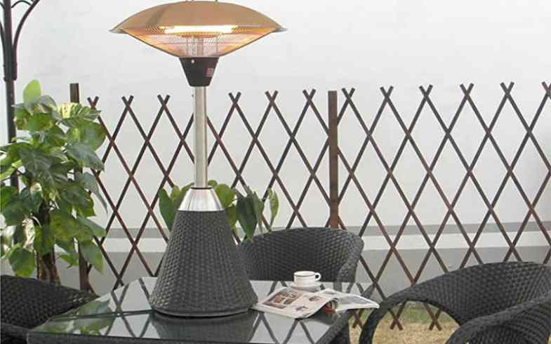 Top 5 Best Electric Patio Heaters – Reviews and Buyers Guide