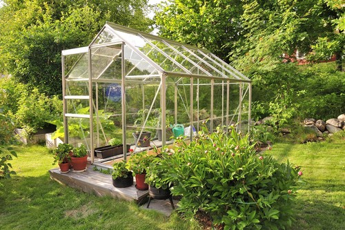 How to insulate the greenhouse using bubble wrap