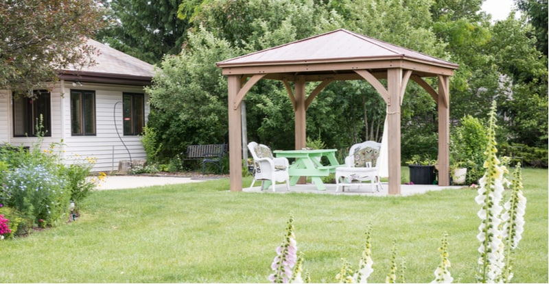 Best Hardtop Gazebos: Top 6 Recommendations & Buyer's Guide