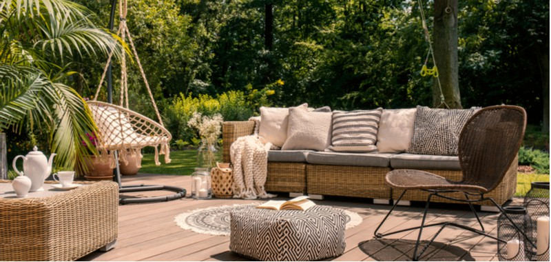 Top 8 Best Outdoor Sofa Set Ideas