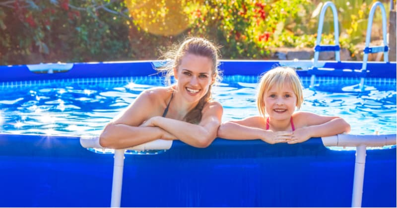 Top 5 Best Garden Swimming Pools – Frames Swimming Pools with filters