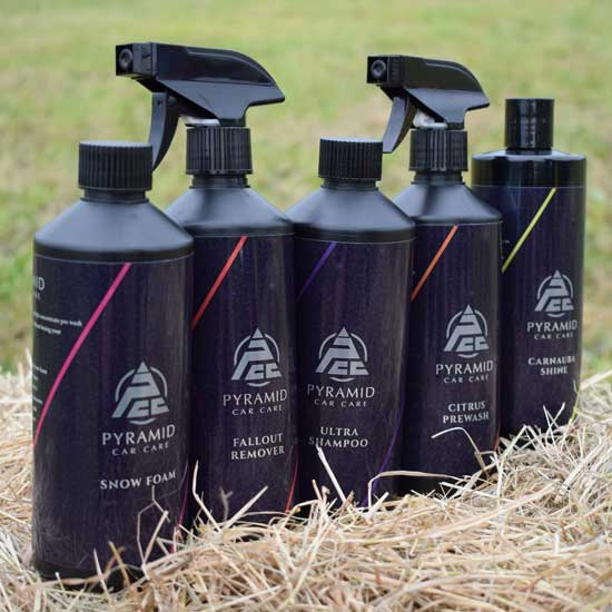 Become a promoter - Pyramid Car Care