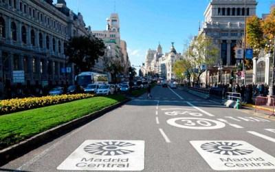 ¿Cómo será el nuevo Madrid Central del Ayuntamiento de Madrid?