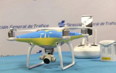 ¿Por dónde se mueven los 39 drones de la DGT y cómo te multan?