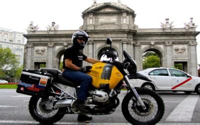 ¿Qué pasa con las motos en el nuevo Madrid Central?