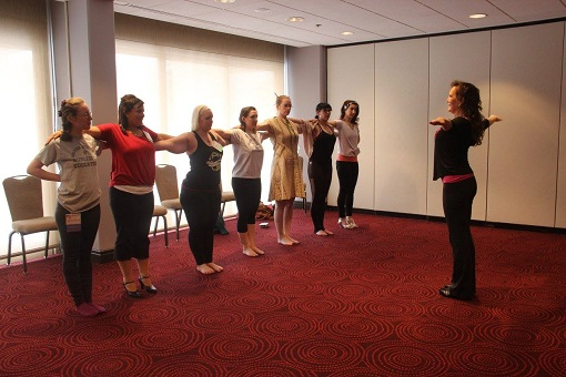 Bachelorette Party Class
