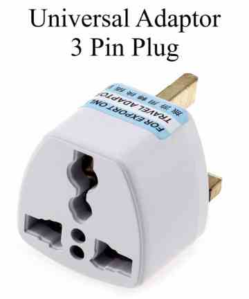 Computer Accessories Travel power plug adapter [tag]