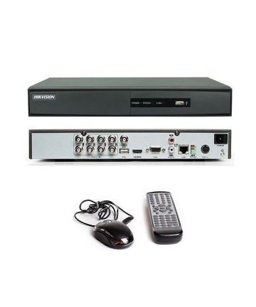 CCTV & Surveillance Systems HIKVISION 8 Channel DVR [tag]