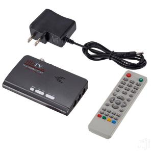 Computer Accessories Digital TV Combo Box with Vga, HDMI & Av [tag]