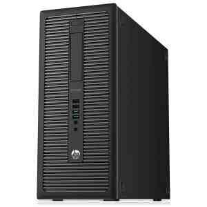 Computing Hp prodesk 600 g1 tower pc – 4th generation – 3.4ghz processor – intel core i5 – 4gb ram – 500gb hdd [tag]