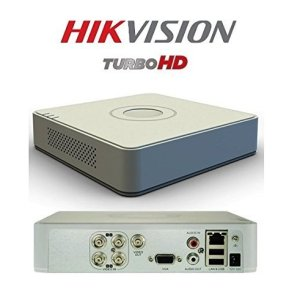 Security & Surveillance Systems HIKVISION 4 Channel DVR [tag]