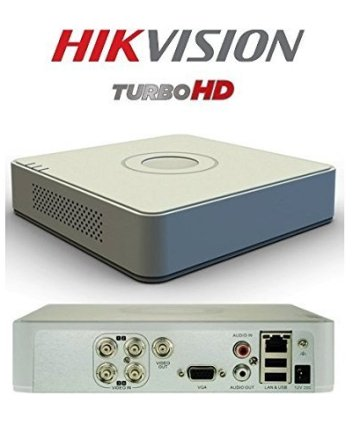 CCTV & Surveillance Systems HIKVISION 4 Channel DVR [tag]