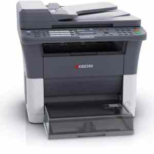 Computing Kyocera ecosys fs 1025 multi function laser printer. print, photocopy and scan [tag]