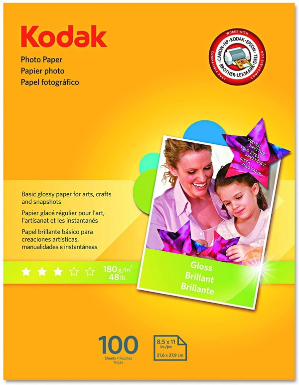 Home & Office Kodak Photo Paper [tag]