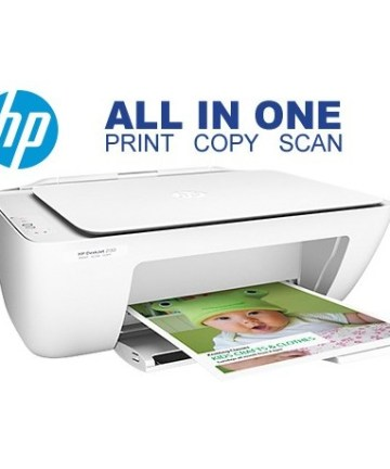Computing HP DeskJet 2130 printer. print, photocopy, scan [tag]