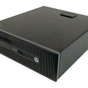 Computing Hp ProDesk Intel core i5, small form factor desktop , 4gb ram, 500gb hdd, 4th gen [tag]