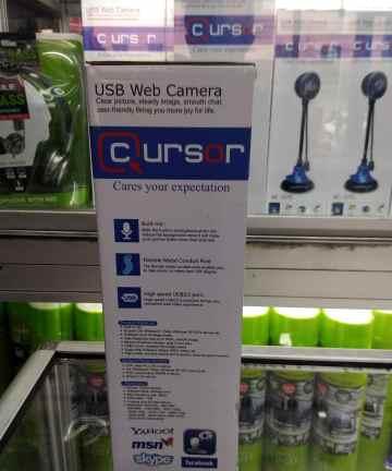 Computer Accessories Cursor usb hd webcam (wc-hd720) [tag]
