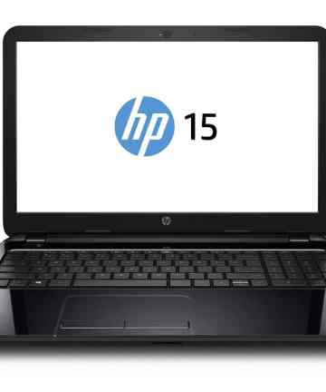 Computing Hp 15 notebook laptop – 1.8ghz processor – intel celeron – 4gb ram – 500gb hard disk [tag]