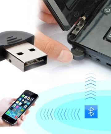 Computer Accessories Bluetooth 2.0 transmitter [tag]