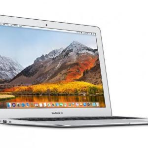 Computing Apple Macbook Air 7.2 laptop -13″inch screen – intel core i5 5350u – 8gb ram – 128gb ssd – (mid 2015) [tag]