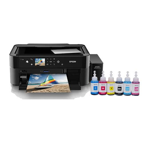 Printers Epson L850 Photo Scan Copy Print All-in-One Ink Tank Printer [tag]