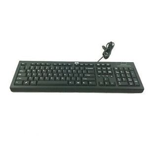 Computer Accessories Hp new classic wired keyboard [tag]