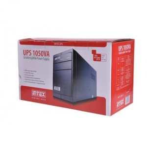 Computer Accessories Intex ups smart 1500va with 3 socket [tag]