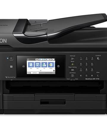Computing Epson workforce wf-7710 wide-format all-in-one printer [tag]