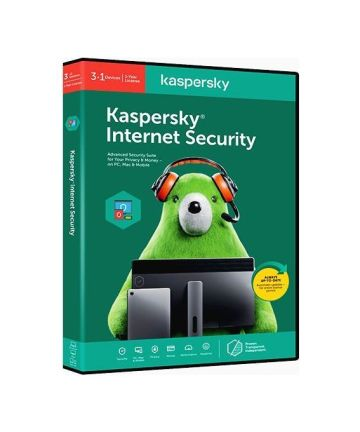 Softwares & Anti-virus Kaspersky Internet Security 4 Users [tag]