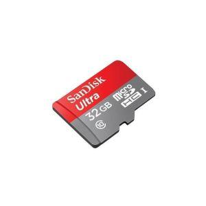 Computer Data Storage Sandisk Memoty Card Ultra 32GB [tag]