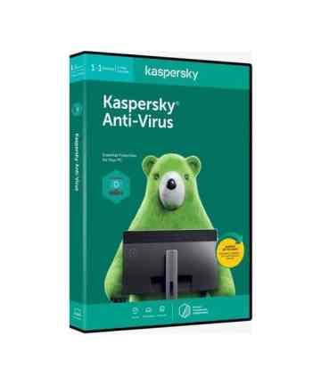 Softwares & Anti-virus Kaspersky Antivirus 4 users [tag]