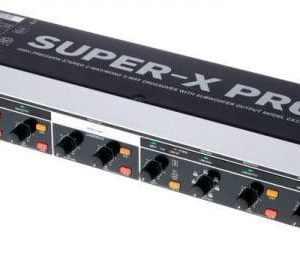 Amplifiers BEHRINGER SUPER-X PRO   CX2310 (2-3 WAY) [tag]