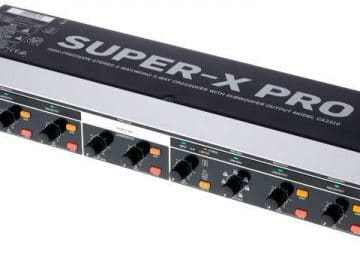 Amplifiers BEHRINGER SUPER-X PRO | CX2310 (2-3 WAY) [tag]