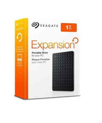 Computer Data Storage Seagate Expansion 1TB Portable External Hard Drive USB 3.0 [tag]