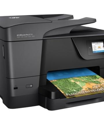 Computing HP Officejet Pro 8710 all in one printer