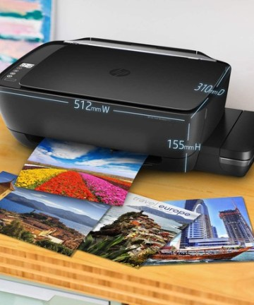 CISS printers HP Ink Tank Wireless 415 Printer