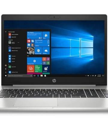 Basic college laptops HP ProBook 450 G7 15.6″ HD Laptop 10th Gen Intel Quad Core i5-10210U 8GB RAM 1000GB HDD, Win10 Pro. [tag]