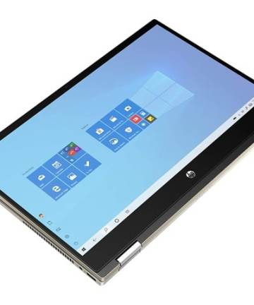 2 in 1 HP Pavilion x360 14-cd2053cl Laptop (10th Gen Core i5/ 8GB/ 256GB SSD/ Win10) [tag]