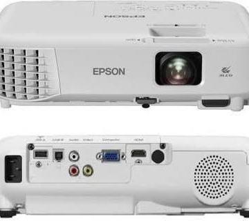Electronics Epson EB-U05 3LCD, Full HD, 3400 Lumens, 300 Inch Display Projector [tag]
