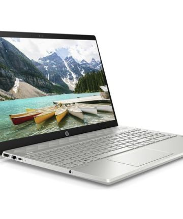 Computing HP Pavillion Core i5-8th GEN 8GB RAM 1TB HDD 14 inch TouchScreen 4GB Graphics [tag]