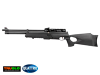 Hatsan AT44PA PCP Air Rifle, Black
