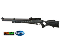 Hatsan BT65 SB Elite Air Rifle, Black TH Stock